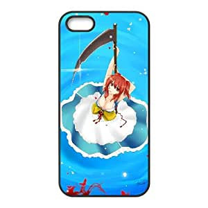 iPhone 4 4s Cell Phone Case Black Touhou qilh