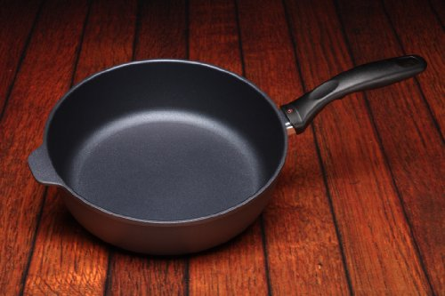 Swiss Diamond Induction Nonstick Saute Pan - 3.8 qt (10.25'') by Swiss Diamond (Image #3)