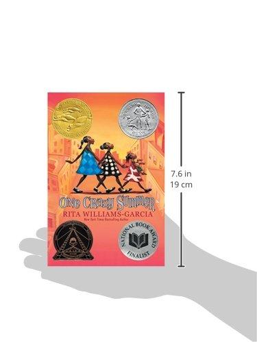 One crazy summer rita williams garcia 9780060760908 amazon books fandeluxe Image collections