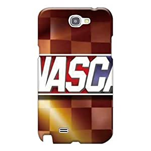Samsung Galaxy Note 2 Mea7124BXZL Customized Nice Nascar3 Pattern Bumper Phone Cases -PhilHolmes