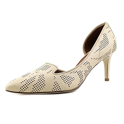 Cole Haan Womens neara Leather Pointed Toe D-Orsay Pumps Sandshell ebNhoo0