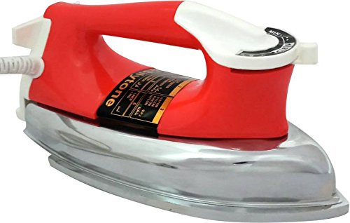 Heavy Weight Electric Dry Iron for Everyday Purpose