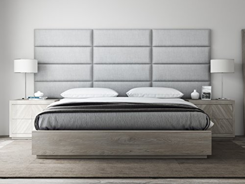Vant Upholstered Headboards Accent Wall Panels Packs