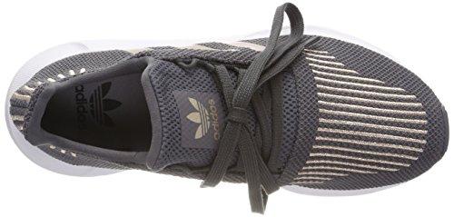 adidas Swift Run J, Zapatillas de Running Unisex Niños Gris (Gricin/Cobmet/Ftwbla 000)