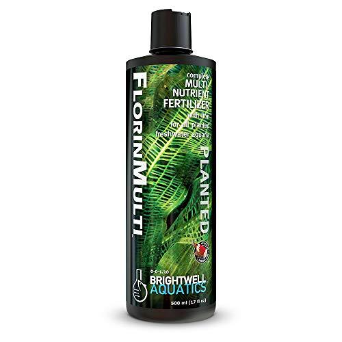 - Brightwell Aquatics ABAFNM500 Florinmulti Plant Care Products for Aquarium, 17-Ounce