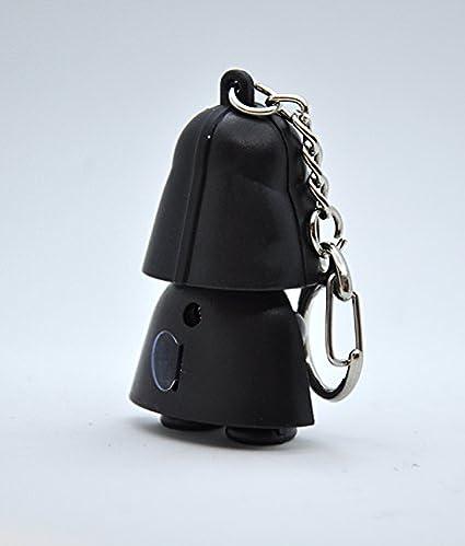 Art-design Puerta Clave Luminoso y sonoro (Sable láser) Dark Vador