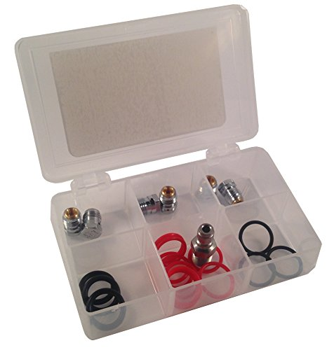 Captain O-Ring Paintball Tank Repair Kit (Burst Disks, Fill Nipple, Tank O-Rings, etc) ()