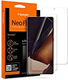 Spigen NeoFlex Screen Protector Designed for Samsung Galaxy Note 20 [2 Pack] - Case Friendly