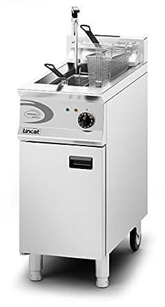 Lincat og8115/OP/N Opus 800 Vortech freidora, Gas natural, 16 L: Amazon.es: Industria, empresas y ciencia