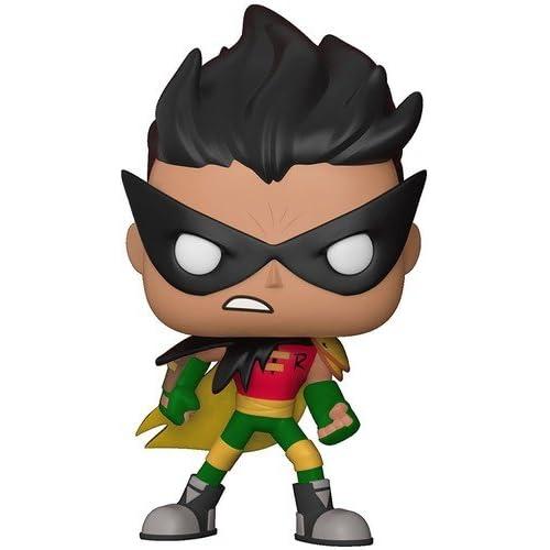 Funko - Teen Titans Go - Tnbts Robin Figurine, 28678