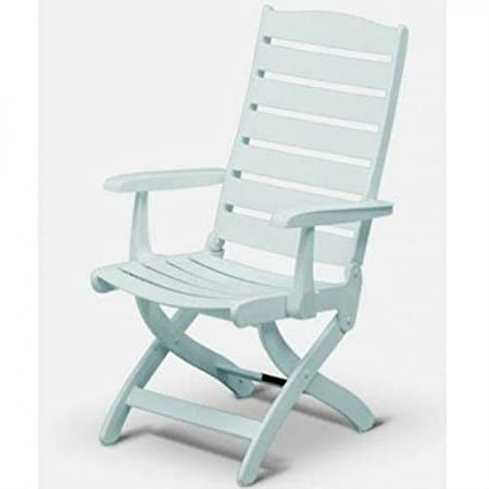 Amazon.com : Kettler Caribic High Back Chair : Patio Dining Chairs : Garden  U0026 Outdoor