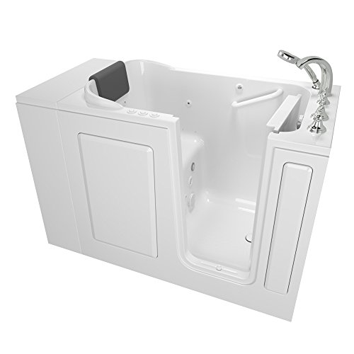 Safety Tub Air Bubble System - American Standard 2848.109.CRW Gelcoat Premium Series 28
