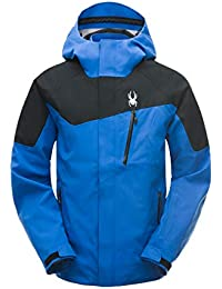 Men's Jagged Shell GORE-TEX Waterproof Hooded Jacket for Winter Sports