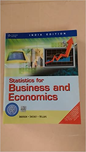 Statistics for business and economics david r anderson dennis j statistics for business and economics david r anderson dennis j sweeney thomas a williams rochester 9788131502884 amazon books fandeluxe