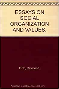 Values books essays
