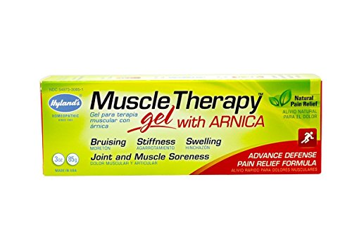 Muscle Therapy Gel with Arnica, 3 oz (Muscle Therapy Gel)