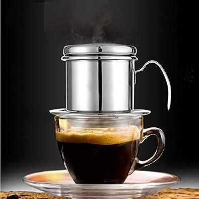 Vietnam - Filtro de acero inoxidable para café, cafetera y ...