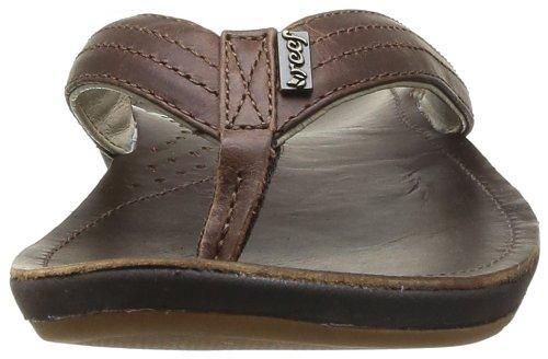 Reef Miss J-bay R1241mtl Dames Flip Flops, Bruin - Bruin (bruin / Bruin 3)