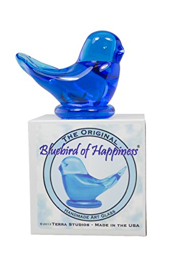 Bluebird of Happiness - Adult by Terra Studios