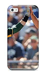 Best oakland athletics MLB Sports & Colleges best iPhone 5c cases 2592941K381868007