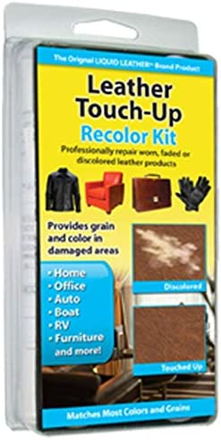 Amazon Com Liquid Leather Touch Up Recolor Kit Packaging May Vary
