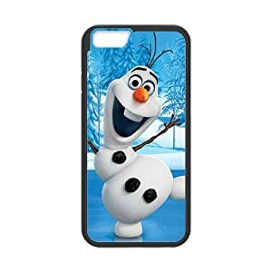 Customize Disney Frozen Snowman Olaf Unique Personalized Design Durable Hard For Case Ipod Touch 4 Cover