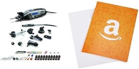Amazon.com: Dremel 4300 – 9/64 Rotary herramienta con $10 ...