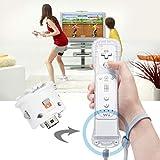GIRIAITUS Wii Motion Plus Adapter-External Remote
