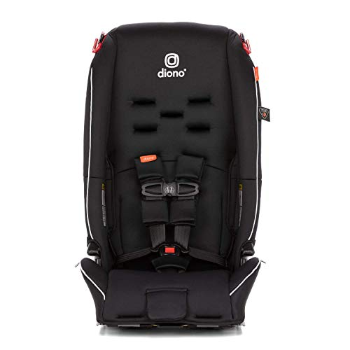 41aRpnAnvbL - Diono 2019 Radian 3R All-in-One Convertible Car Seat, Black