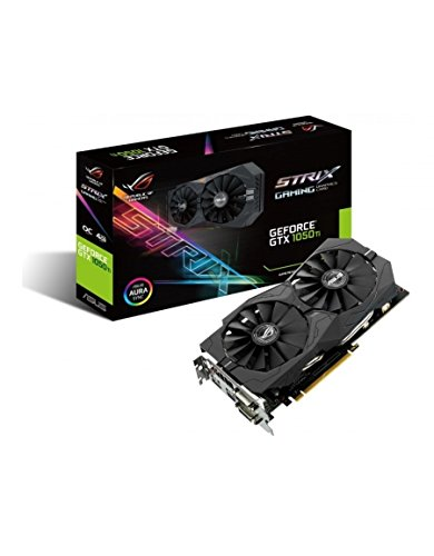 ASUS nVidia GeForce GTX 1050 TI su Amazon