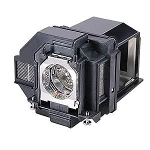 Loutoc V13H010L96 Lámpara Proyector para Epson ELPLP96 PowerLite ...