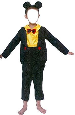 Disfraz Raton Elegante 7-10 años: Amazon.es: Juguetes y juegos