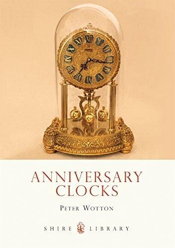Anniversary Clocks (Shire Library)