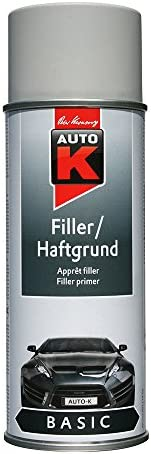 Auto K Kwasny 233 001 Basic Filler Haftgrund Spray Grau 400ml Auto