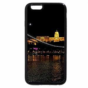 iPhone 6S / iPhone 6 Case (Black) Chain Bridge