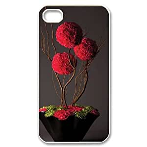 red floral DIY Hard Case For Samsung Galaxy S3 I9300 Case Cover LMc-32248 at LaiMc