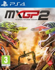 - MXGP 2: The Official Motocross Video Game [PlayStation 4, PS4]