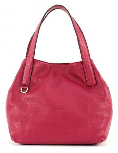 COCCINELLE Mila Shoulderbag Black Cherry