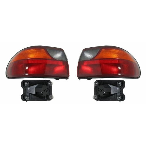 Chevy Malibu Replacement Tail Light Assembly - Driver Side