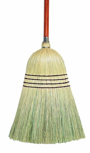 Wilen E502024, Housekeeper Corn Blend Broom with 7/8