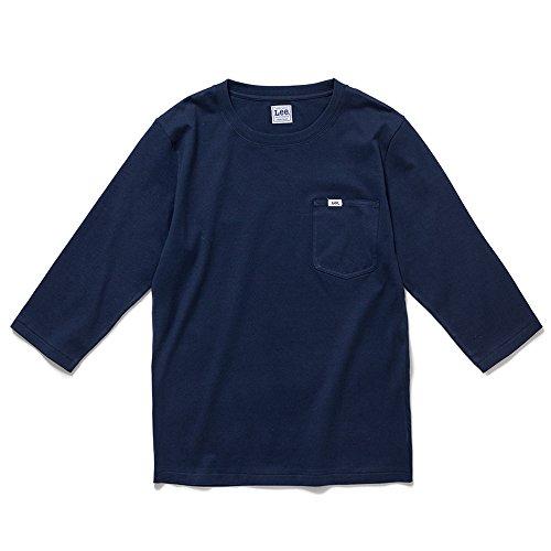 友だちシロクマ退化するLee(リー) 七分袖Tシャツ Tシャツ 綿100% 男女兼用 LCT29002