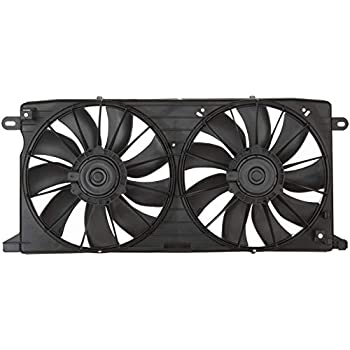 Spectra Premium CF13005 Dual Radiator Fan Assembly