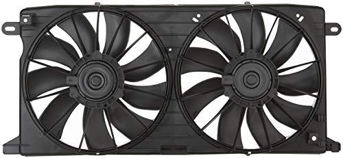 (Spectra Premium CF12020 Dual Radiator Fan Assembly)