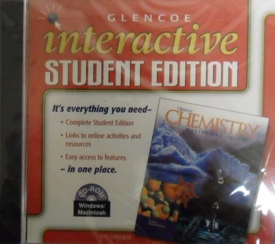 Chemistry: Matter and Change - Interactive Student Edition
