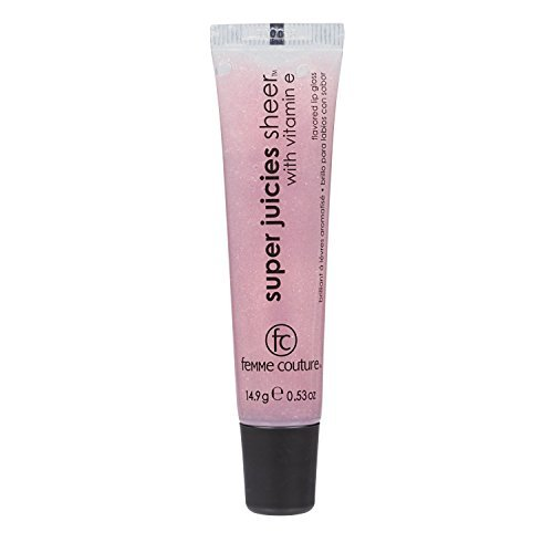 Femme Couture Super Juicies with Vitamin E - Light (Femme Lip Gloss)