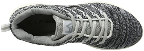 Grigio Donna Low Gear A 4 Pacific Grey White Sneaker L HpwqYTXH