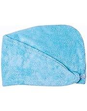 Dry My Hair Toalha para Cabelo Acqua, Océane, Azul