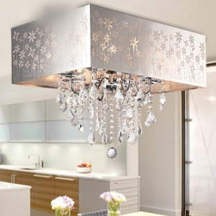 free cristal de lampe de plafond de chambre coucher de la lampe salle de lampes modernes with. Black Bedroom Furniture Sets. Home Design Ideas