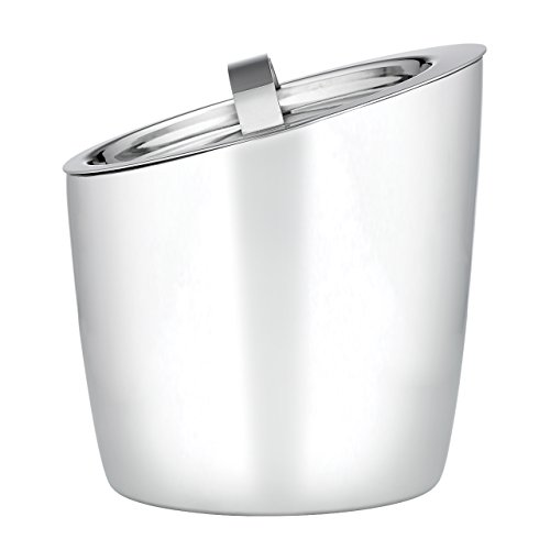 Gorham That's Entertainment Contemporary Ice Bucket with Lid by Gorham