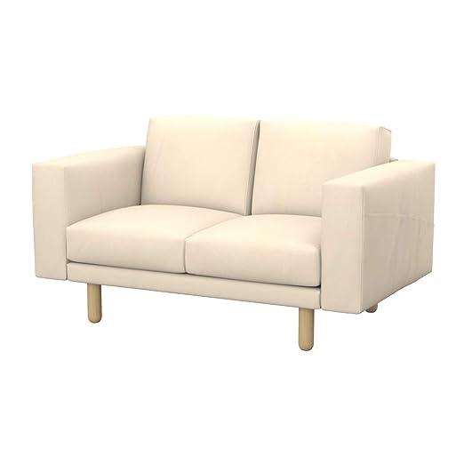 Soferia - Funda de Repuesto para sofá IKEA NORSBORG de 3 ...